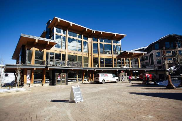 Four Mountain Sports in Snowmass Base Village on Dec. 7.