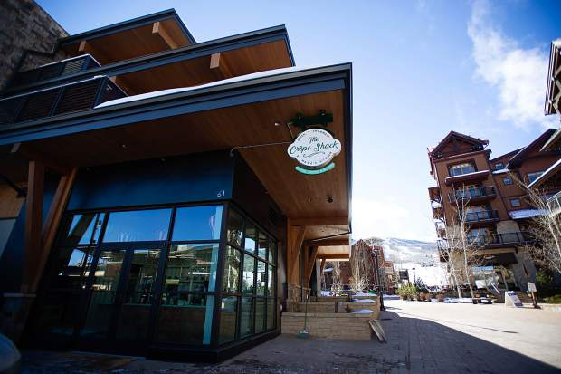 Mawa's Crepe Shack in Snowmass Base Village on Dec. 7.
