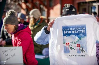 Ski community says goodbye to Aspen's Bob Beattie