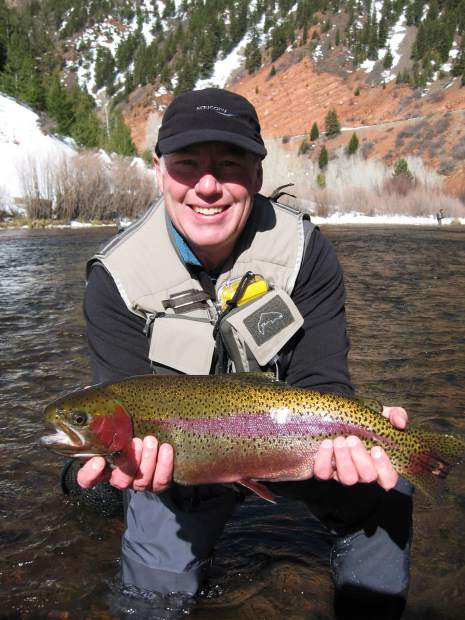 On the Fly: Ski-in, fish-out