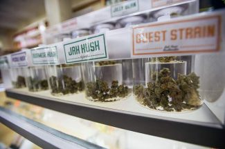Marijuana sales in Aspen show recent decline