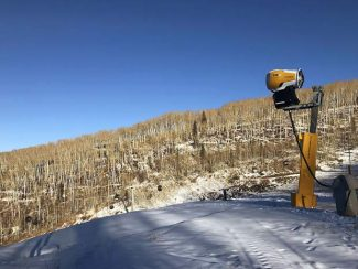 Forest Service approves Skico's proposed expansion of Snowmass snowmaking system