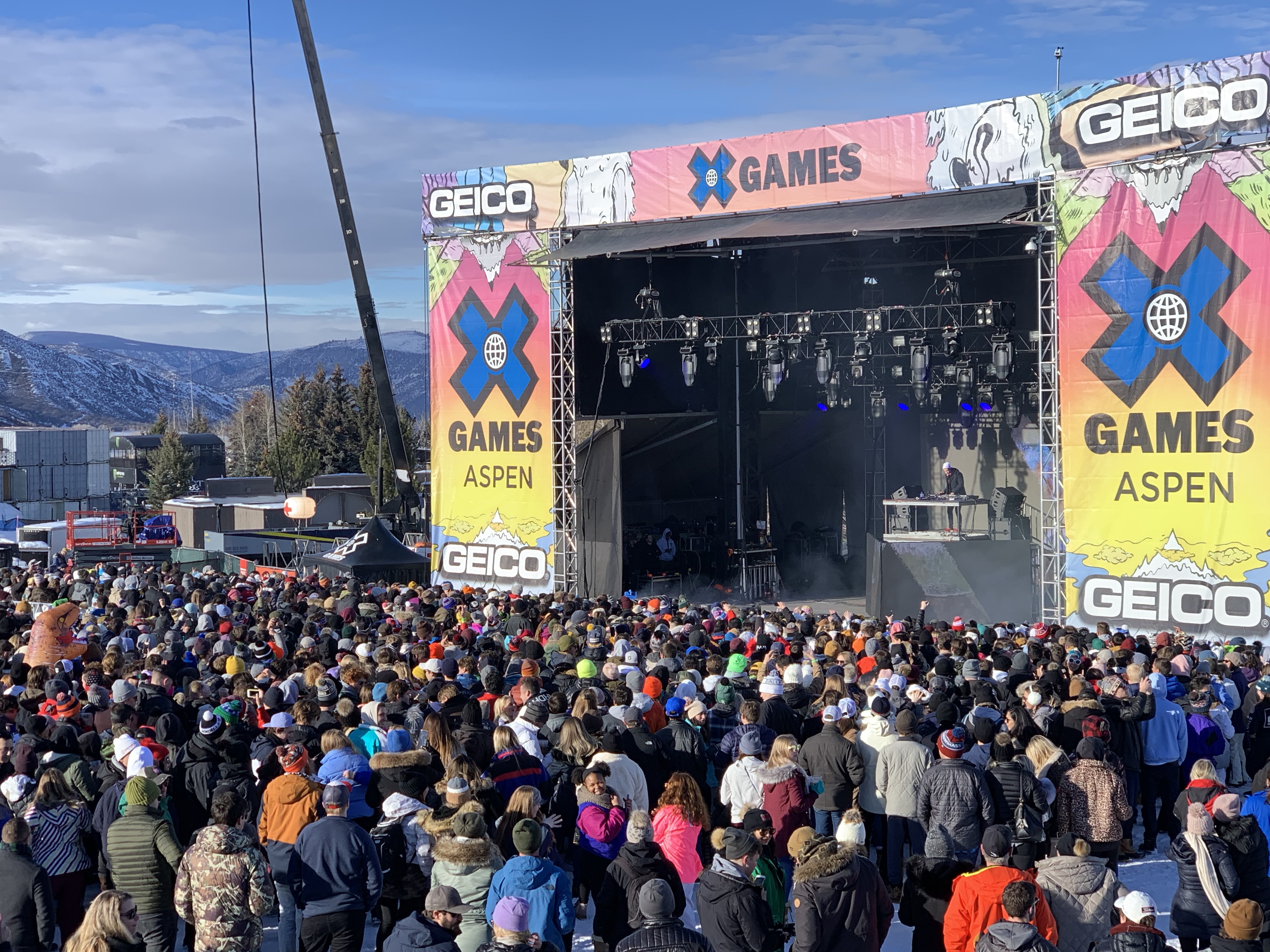 Police: X Games crowds well-behaved over weekend in Aspen area