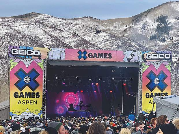 Norwegian DJ Kygo returns to X Games 2019 to close out the four-concert series staged at Buttermilk.