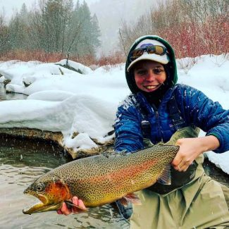 On the Fly: Winter trout tactics