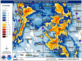 Storm brings heavy snow to Aspen, Snowmass area; avalanche warnings issued Friday