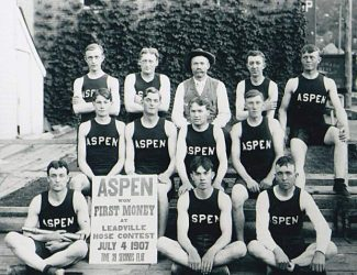 Willoughby: The 1907 hose team of Aspen's championship season