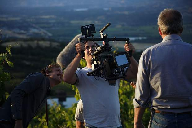 Director Colin West worked with super high definition RED cameras to capture beautiful images for the the series.