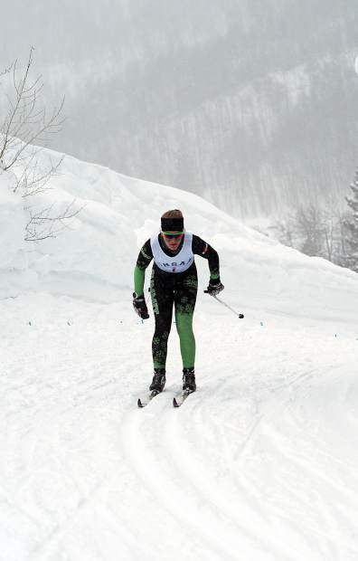 Summit's Tai-Lee Smith ended a standout Nordic season on the CHSAA circuit with a state championship Thursday in the 5-kilometer girls classic race at the Durango Nordic Center.