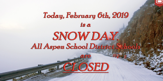Aspen, Roaring Fork school districts cancel classes for Wednesday because of snowstorm