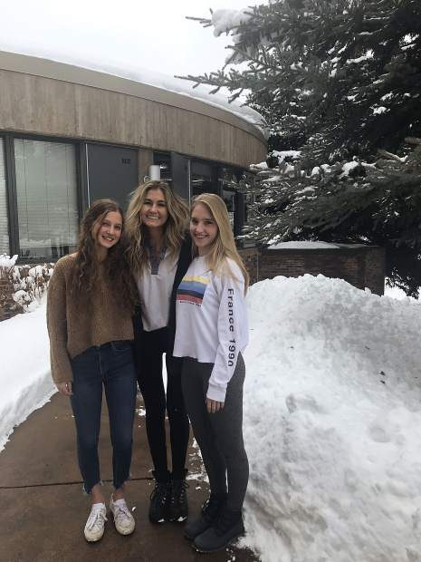 "Aspen High School students Quinn Ramberg, Gaia Murphy and Emma Ellis recently earned awards from the Scholastic Art & Writing Award competition. Ellis earned the Gold Key honor for her printmaking piece titled ""Jellyfish."" Ramberg's ceramics work, ""Circus Collar,"" earned a Silver Key, as did Murphy's photography entitled ""Inhale."" Their works will be on exhibit at the History Colorado Center February 15-March 29, with an awards ceremony March 9."