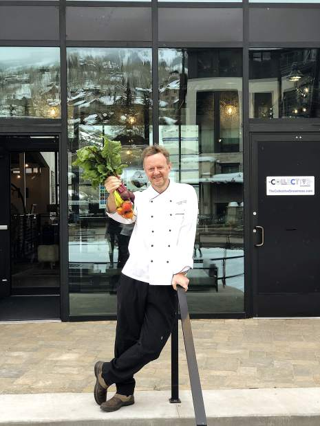 Local Chef Martin Oswald Plans Snowmass Restaurant Debut