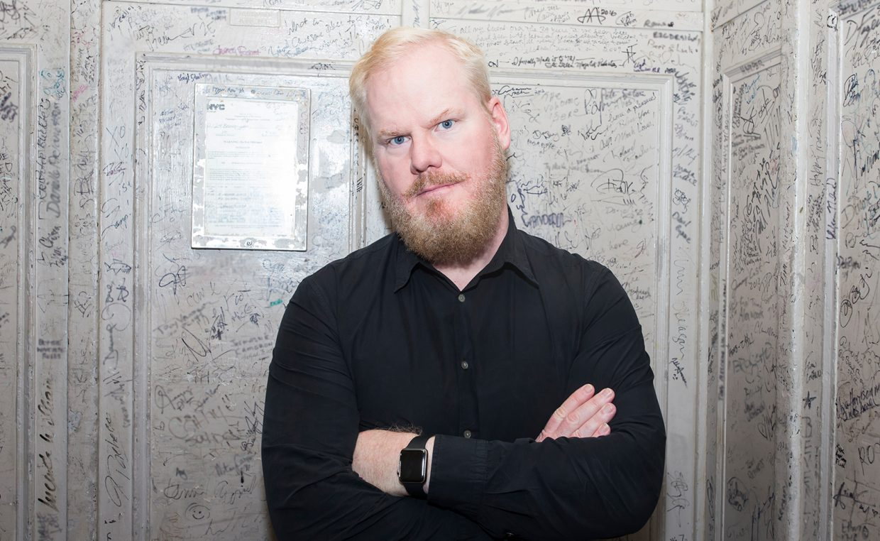Jim Gaffigan: 'Skiing was obviously a rich person's idea'
