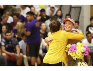 Basalt High School students, faculty rally to support classmate in cancer battle