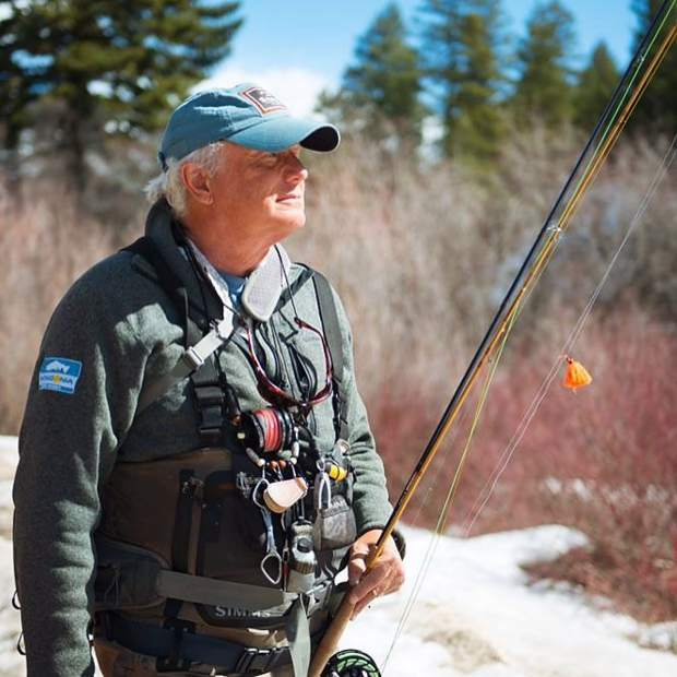 On the Fly: Fishing journeys