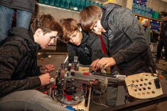 Aspen High School sends two robotics teams to Colorado state championships