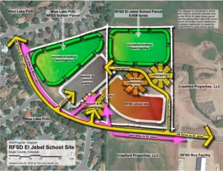 Roaring Fork School District looks to future with El Jebel school site