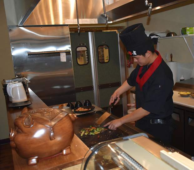 New Carbondale eatery opens, offers a taste of Japanese cuisine