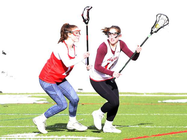 Aspen High School girls lacrosse enjoys being out of the spotlight as season (hopefully) gets going