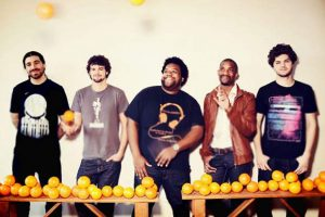 Agave to present The Main Squeeze, soulful funk band