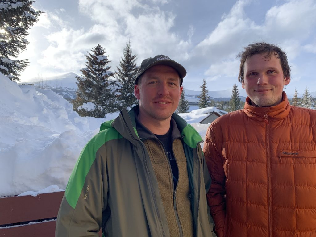 Skiers recount riding out  inbounds avalanche at Breckenridge Ski Resort