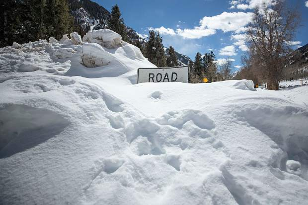 Forest Service says some Aspen-area trails will open late, if they open at all