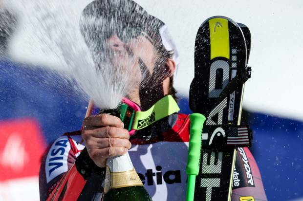 It's been three-plus years since Ted Ligety has popped the bubbly on the World Cup tour. As much Ligety means to U.S. ski racing, the team needs a new generation.