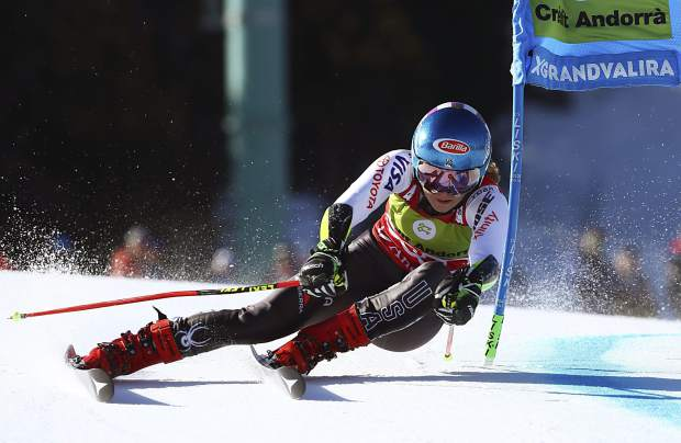 Fun fact: Mikaela Shiffrin's 17 World Cup wins in one season placed her only behind the entire nation of Austria, which won 21 in 2018-19.