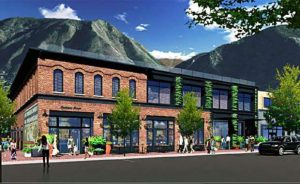 Downtown Aspen to see a second one-way street during Crystal Palace remodel