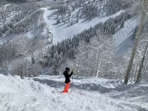 Tweet All About It: Deep Aspen snow, deep Aspen thoughts