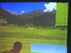 Aspen Golf's full swing simulator a nice break from powder days