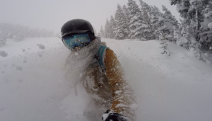 The Drop-In: Highlands Powder (video)