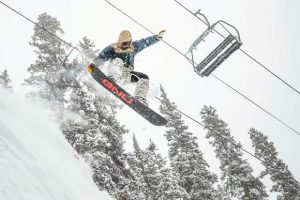 Aspen and Snowmass have reaped 56 days of powder so far