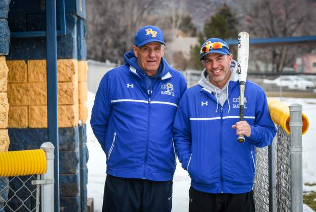 Baseball's a family affair for Roaring Fork High School coaching duo Howard and Marty Madsen