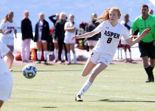 Aspen High girls soccer team enters season ranked No. 4 in Class 3A, has another deep run in mind