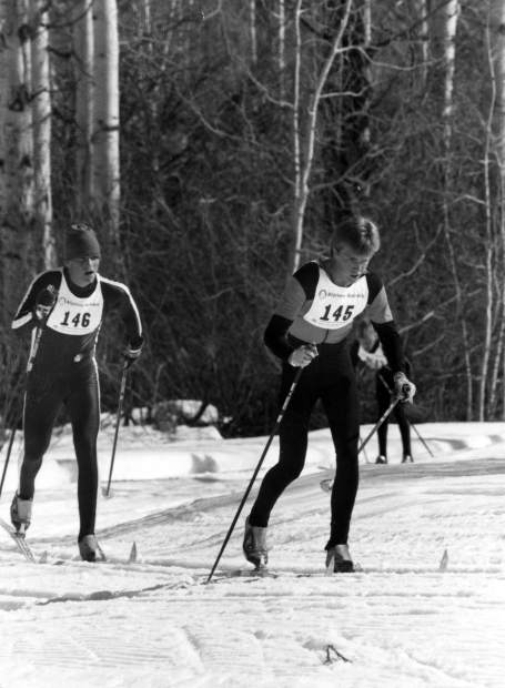 Snowmass history: Notable Nordic ski race