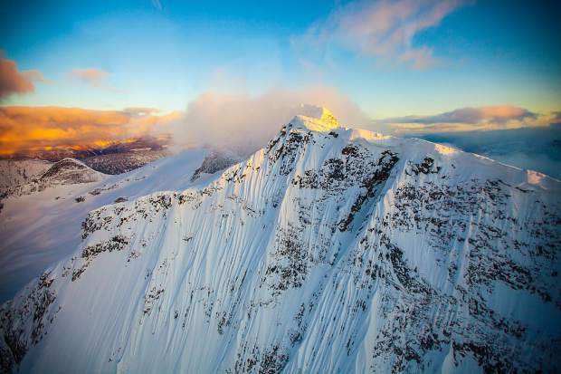 """On-set in Revelstoke, B.C. where Vital Films filmed parts of the avalanche segment for National Geographic's new series, """"Hostile Planet."""" The avalanche episode will air at 7 p.m. Monday."""