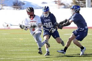 Aspen boys lacrosse holds off Vail Mountain to win home opener