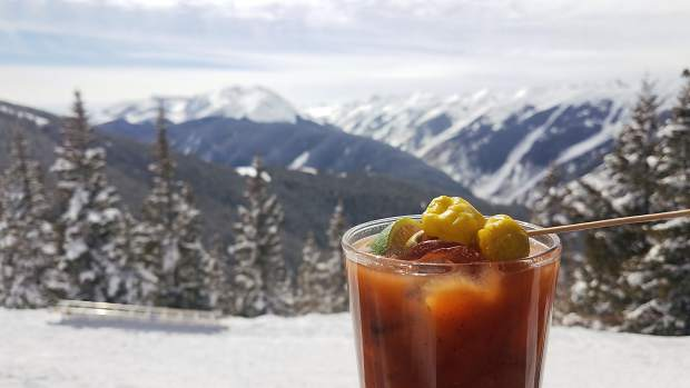 Sundeck's Bloody Mary mixes mustard, Mexico and TLC