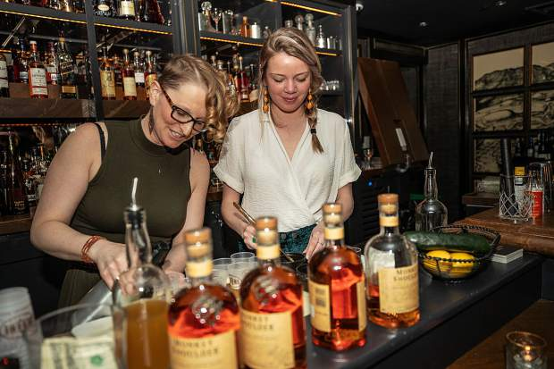 Libations: Mixing up the winning drinks from Aspen Cocktail Classic