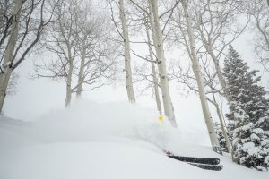 Snow blankets Colorado resorts with up to 45 inches of powder