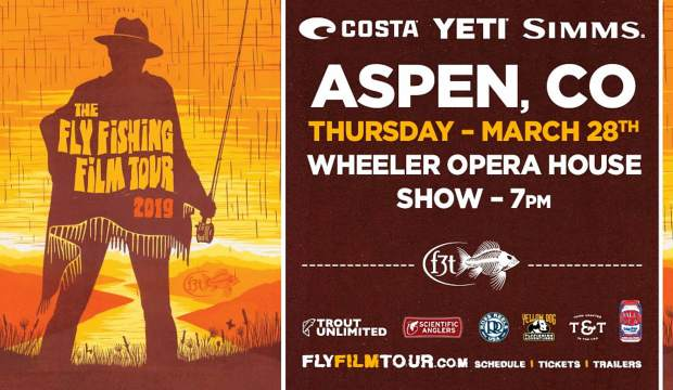 On the Fly: Fly Fishing Film Tour comes to Aspen