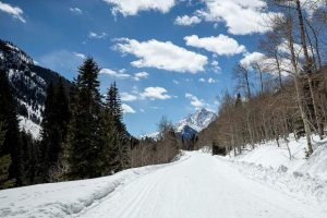 Aspen's Nordic trail system will be groomed 'as long as it is practical' into spring