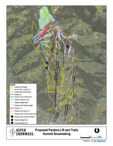 Pandora's ski terrain, lift gets final federal OK on Aspen Mountain
