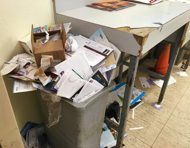 Snowmass residents outraged with state of post office, town council