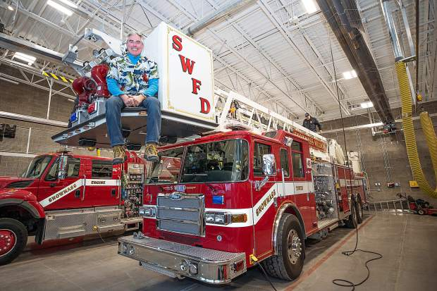 Snowmass paramedic, fire captain Scott Arthur to retire from