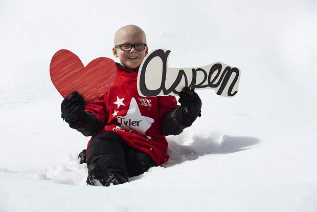 The Shining Stars Foundation returned to Buttermilk Ski Area this week for its annual Aspen Winter Games event. The organization offers recreational and social programming for children across the country who are challenged with pediatric cancer or other life-threatening illness.