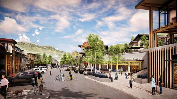 Town council, planning commission review next phase of Snowmass Center redevelopment