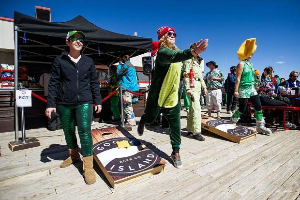 St. Patrick's Day happenings in Snowmass on Sunday