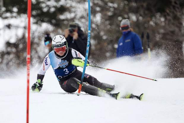 Steamboat's Seymour wins NCAA title while balancing both U.S. and University of Denver ski teams